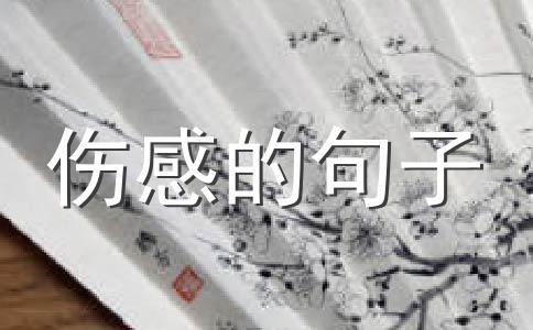 中秋节的伤感句子